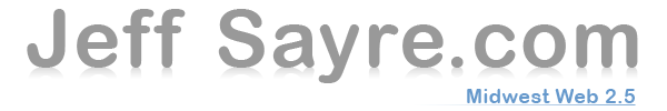 JeffSayre.com Logo